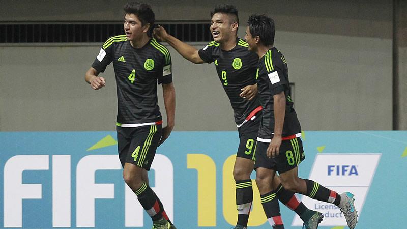 México vs Ecuador, Mundial Sub 17 Chile 2015 - mexico-vs-ecuador-mundial-sub-17-2015