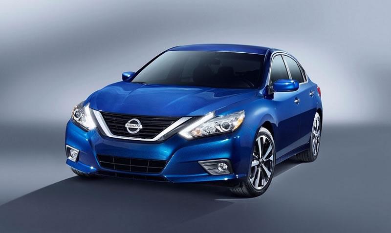 Nissan Altima 2017 es presentado con renovado diseño - nissan-altima-2017