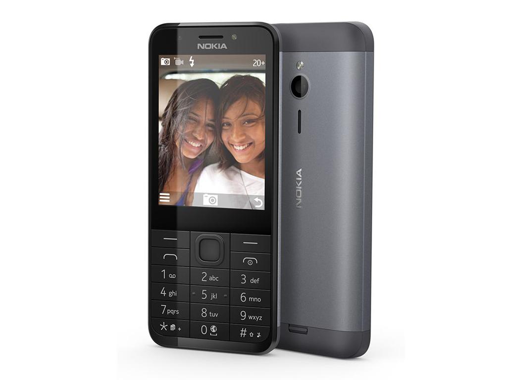 nokia 230 1024 Nokia 230: el nuevo teléfono básico de Microsoft