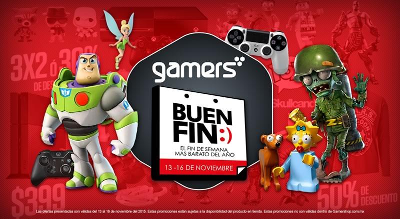 Revelan ofertas del Buen Fin 2015 en Gamers y GamePlanet ¡No te quedes sin jugar! - ofertas-buen-fin-2015-gamers