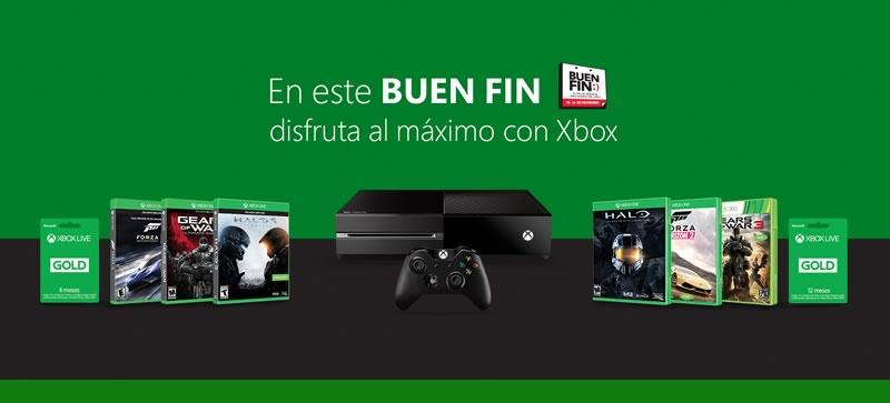 Conoce las Ofertas de Xbox para el Buen Fin 2015 y aprovéchalas - ofertas-xbox-para-el-buen-fin-2015