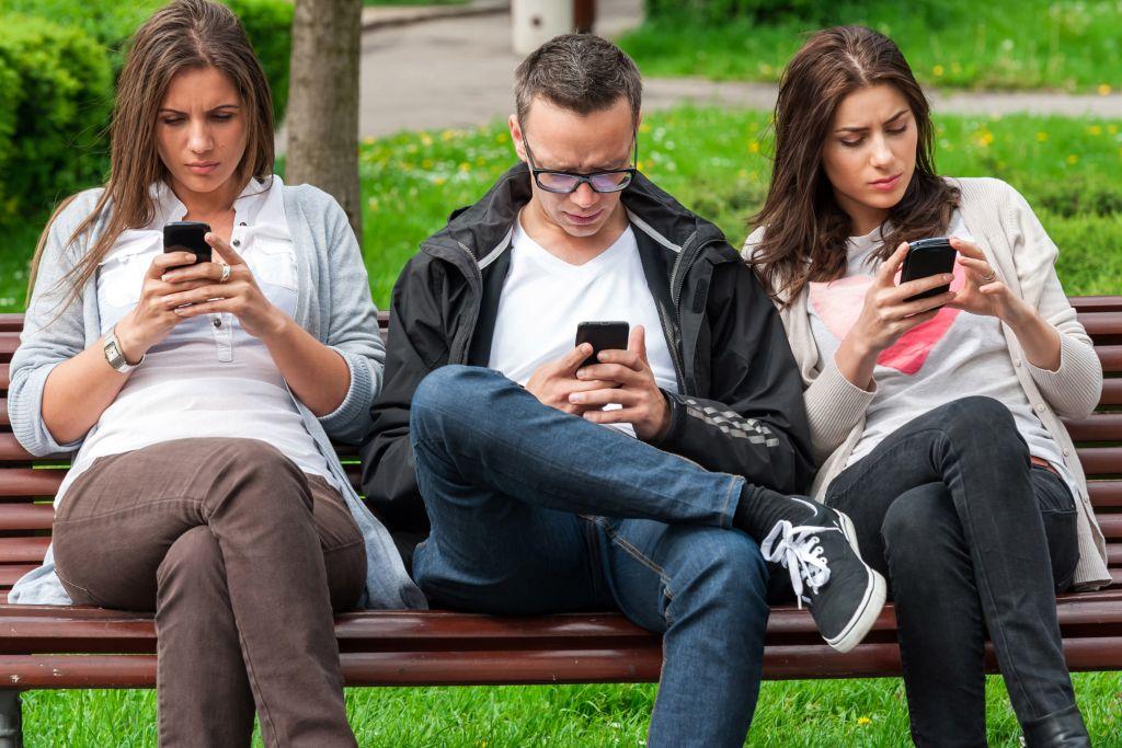 Android y iOS dominan el mercado de smartphones - phonewrinkles