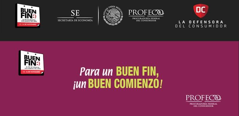Profeco lanza micrositio para el Buen Fin 2015 - profeco-buen-fin-2015