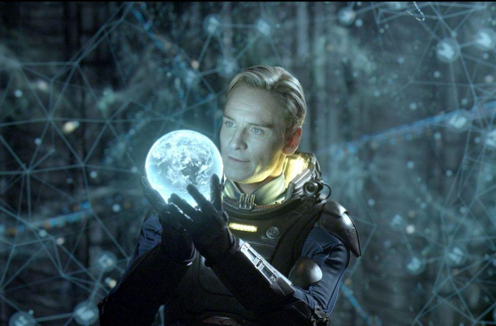 Alien: Covenant es la primera precuela de Alien - prometheus-michael-fassbender