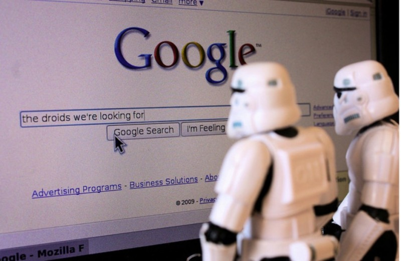 star wars google 800x521 Traductor de Google incluye idioma de Star Wars