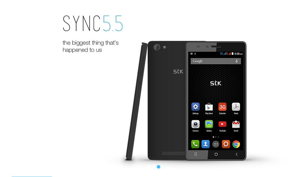 STK lanza Smartphone SYNC 5.5, de Londres para México - stk-lanza-smartphone-sync-5-5-de-londres-para-mexico-2