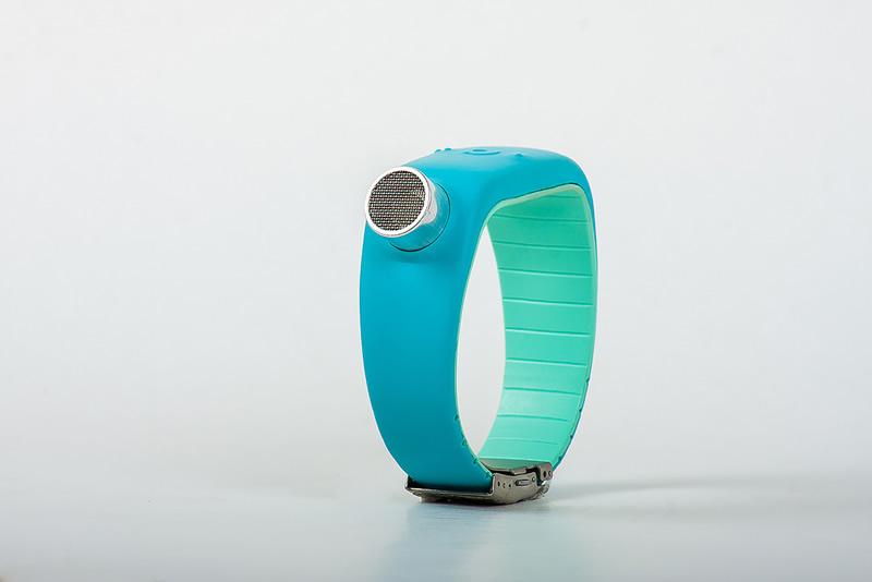 Sunu Band, pulsera que emplea sistema ultrasónico para ayudar a invidentes - sunu-band-para-invidentes
