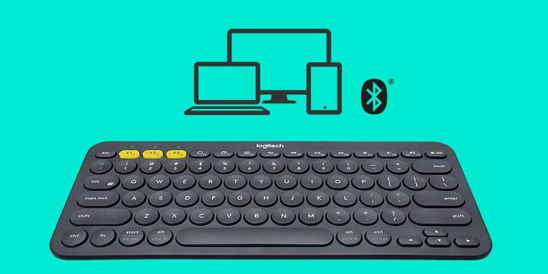 Nuevo teclado multi dispositivo K380 Bluetooth de Logitech - teclado-bluetooth-k380-logitech