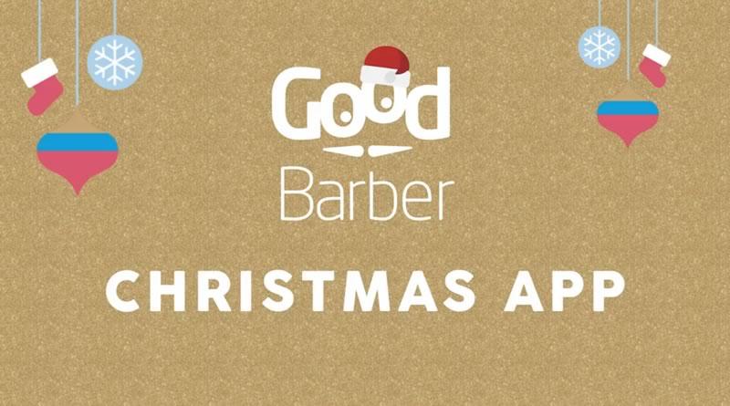 Recetas de cocina, manualidades, música de navidad y más con la app DIY Christmas de GoodBarber - app-de-navidad-goodbarber-christmas-app