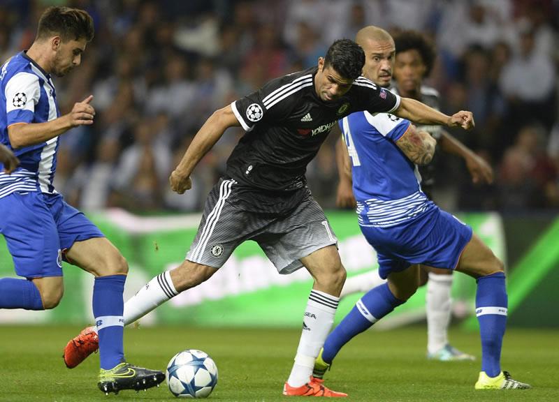 chelsea vs porto champions league 2015 Chelsea vs Porto en la Champions League 2015 2016 | Jornada 6