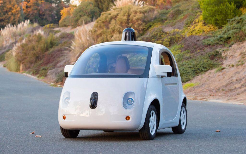 Google y Ford se unirían para crear coches autónomos - coches-autonomos-google
