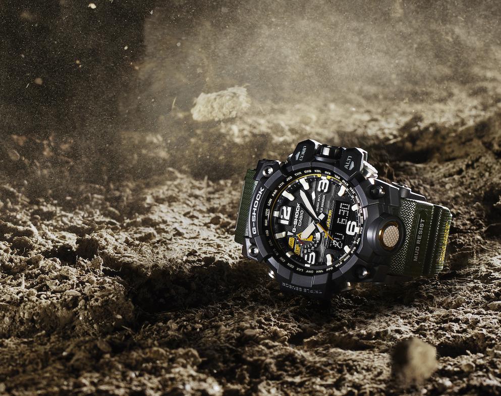 G-Shock presenta Mudmaster, el reloj todoterreno - g-shock-mudmaster