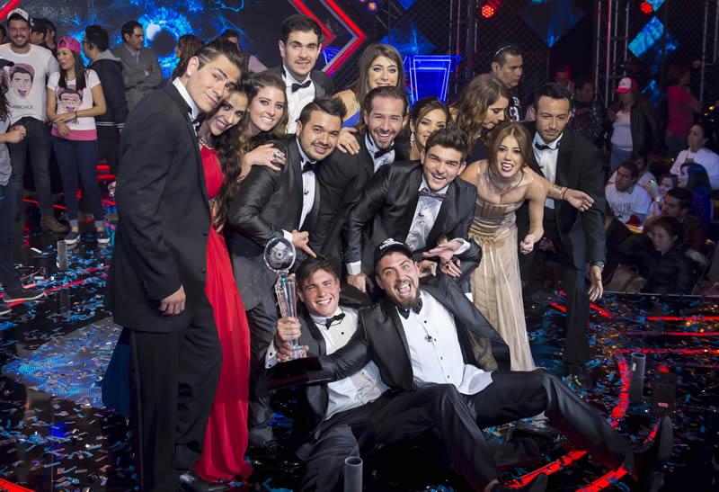 El Chile fue el ganador de Big Brother México 2015 - ganadores-big-brother-mexico-2015