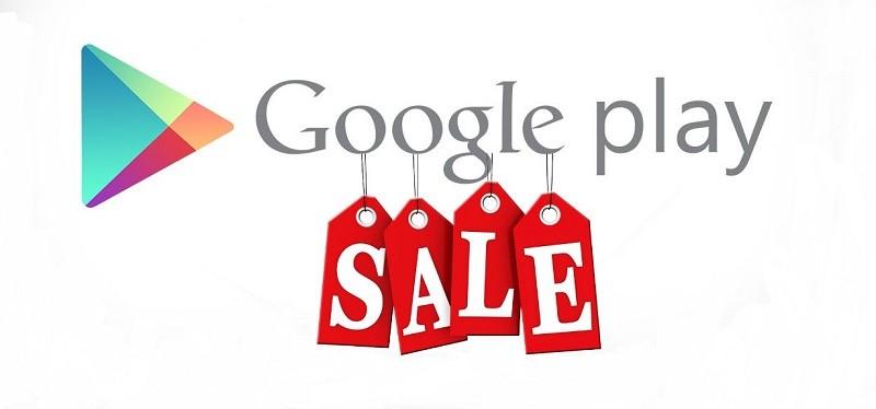 Google lanza ofertas de fin de año en Google Play - google-play-sales-800x374