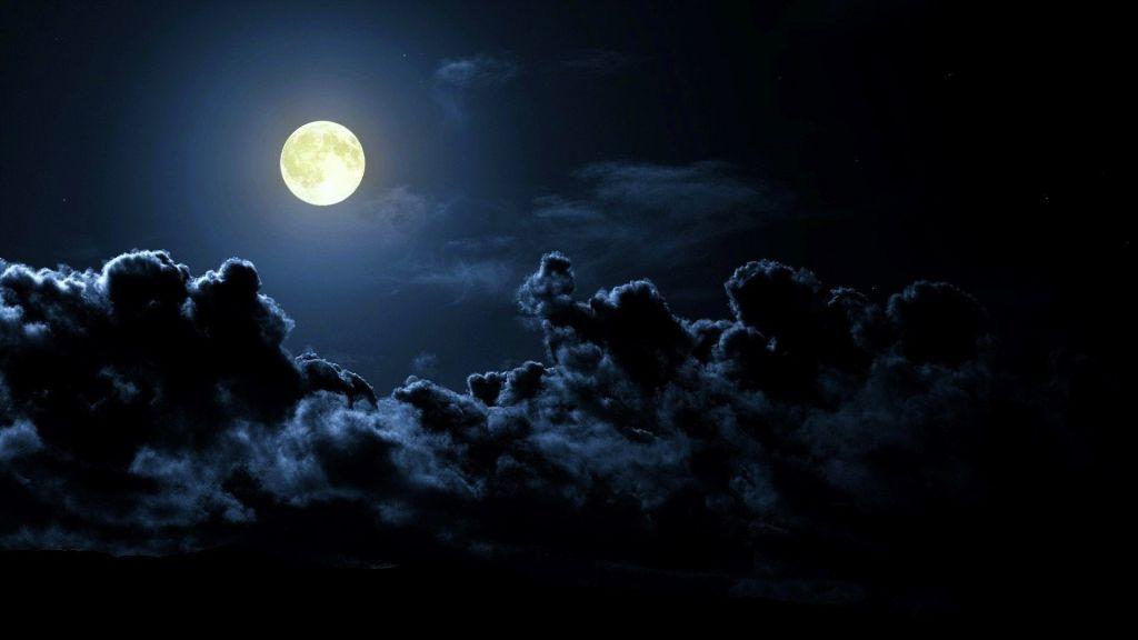 Esta Navidad habrá Luna llena fría luego de 38 años - luna-llena