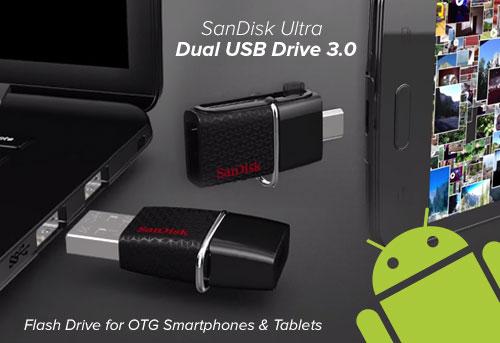 Gadgets SanDisk de gran capacidad para tus dispositivos móviles - sandisk-ultra-dual-usb-drive-3