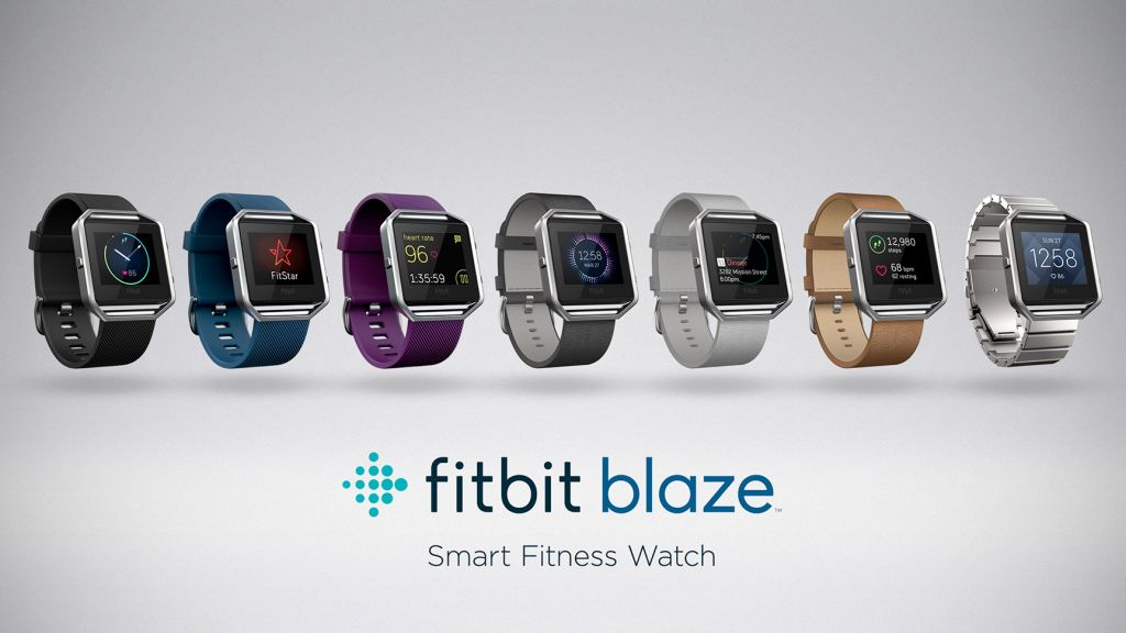 CES 2016: Fitbit Blaze es el wearable que quiere competir con el Apple Watch - fitbit-blaze-lineup-image-001
