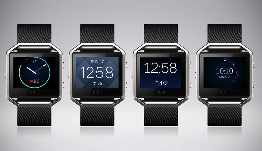 CES 2016: Fitbit Blaze es el wearable que quiere competir con el Apple Watch - fitbit-blaze_clock-faces-4