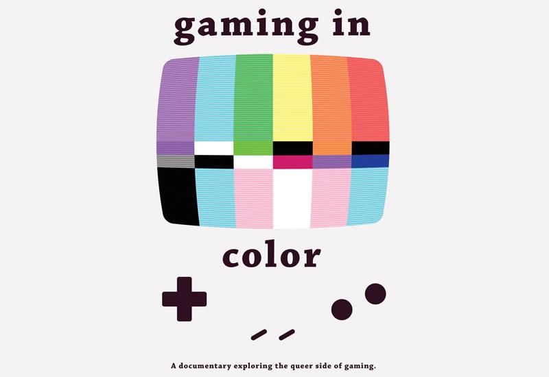 Gaming In Color llega a México; Documental sobre la comunidad gamer LGTB - gaming-in-color-en-mexico