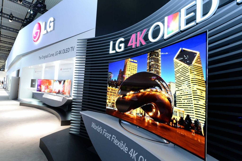 lg ces 2016 LG presenta nuevos televisores en el CES 2016
