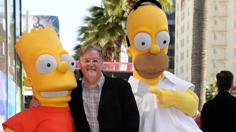 Creador de 'Los Simpsons' lanzaría una serie exclusiva para Netflix - matt-groening-800x449