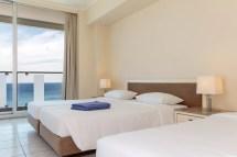 Standard Room Sea View - Aquarium Hotel Rhodes Greece