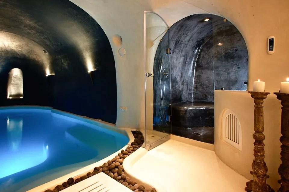 The Infinity Villa  Dana Villas Santorini Hotel