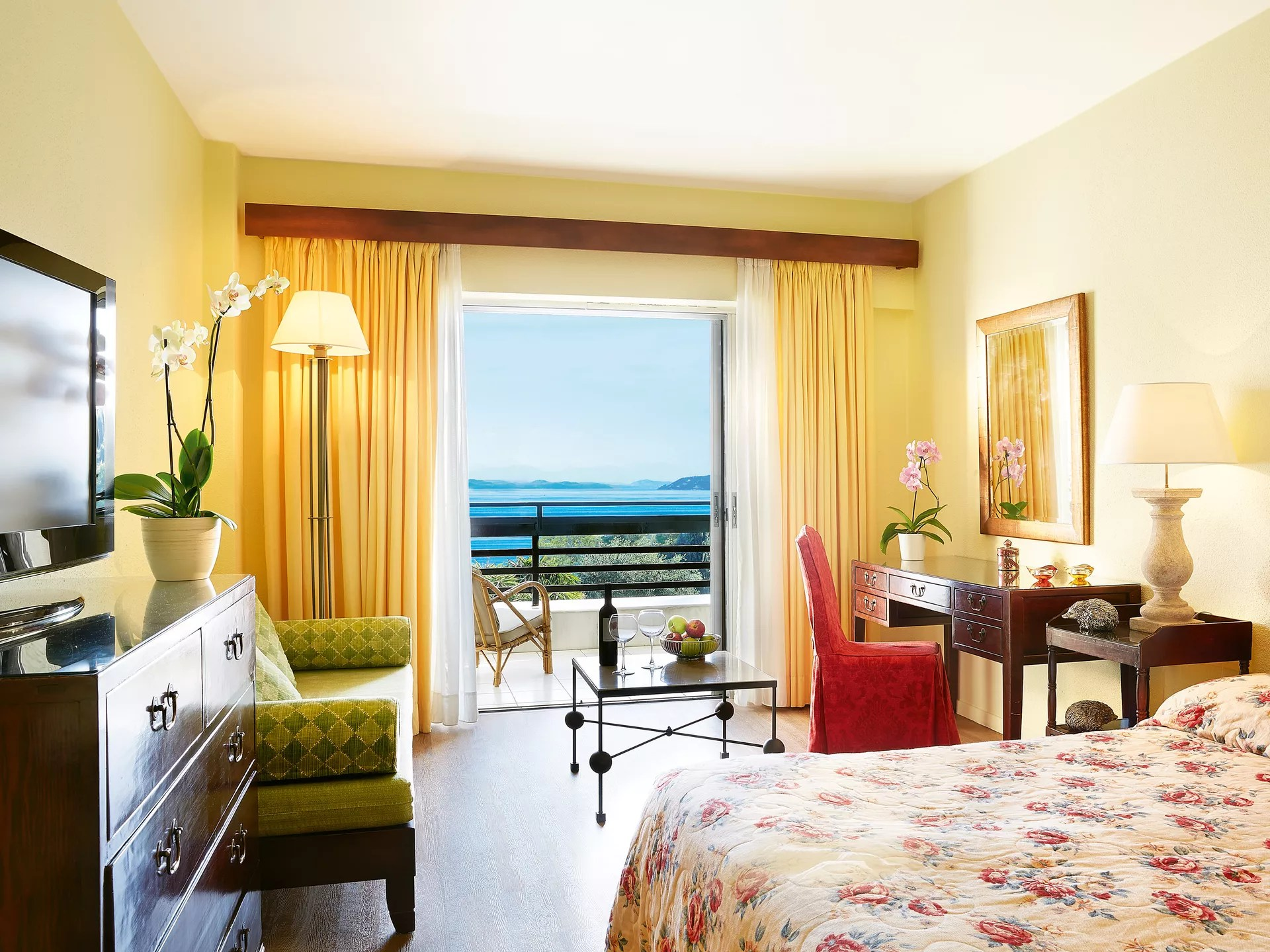 Lux Me Sky Room Sea View Private Balcony Grecotel Hotels