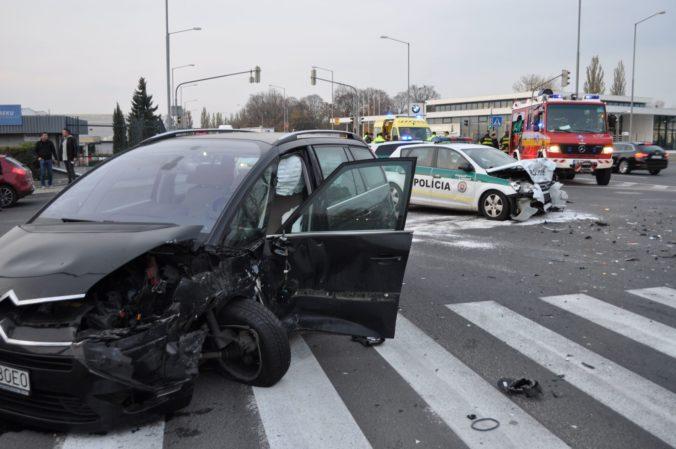 polica nehoda