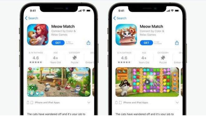 Apple, App Store'a A/B testi ve uygulama içi etkinlikler özelliklerini getiriyor 14