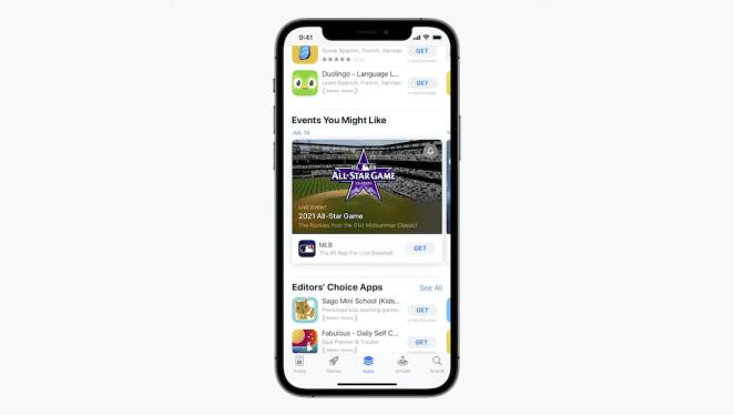 Apple, App Store'a A/B testi ve uygulama içi etkinlikler özelliklerini getiriyor 15