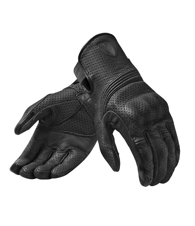 Revit Fly 3 Motorcycle Gloves Black