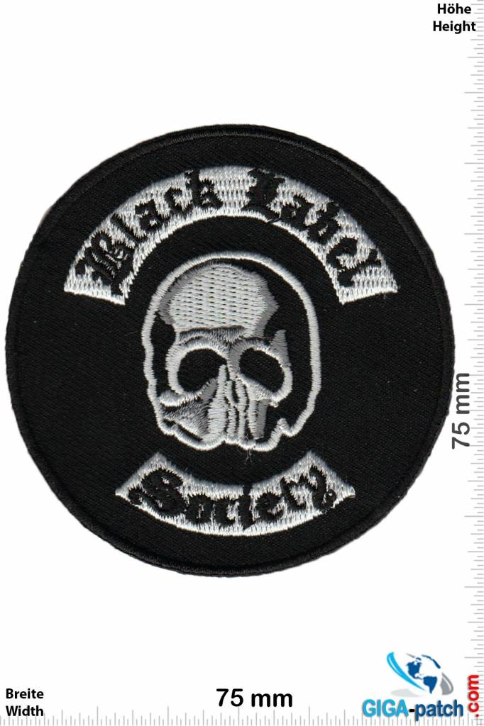 Black Label Patch : black, label, patch, Black, Label, Society, Patches, -Back-patch, Patch, Sleutelhangers, Stickers, -giga-patch.com, Grootste, Wereldwijd