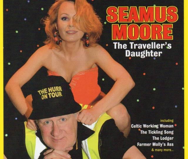 Seamus Moore The Travellers Daughter Cd