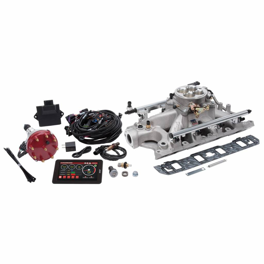 hight resolution of edelbrock pro flo 4 efi ford 351 windsor