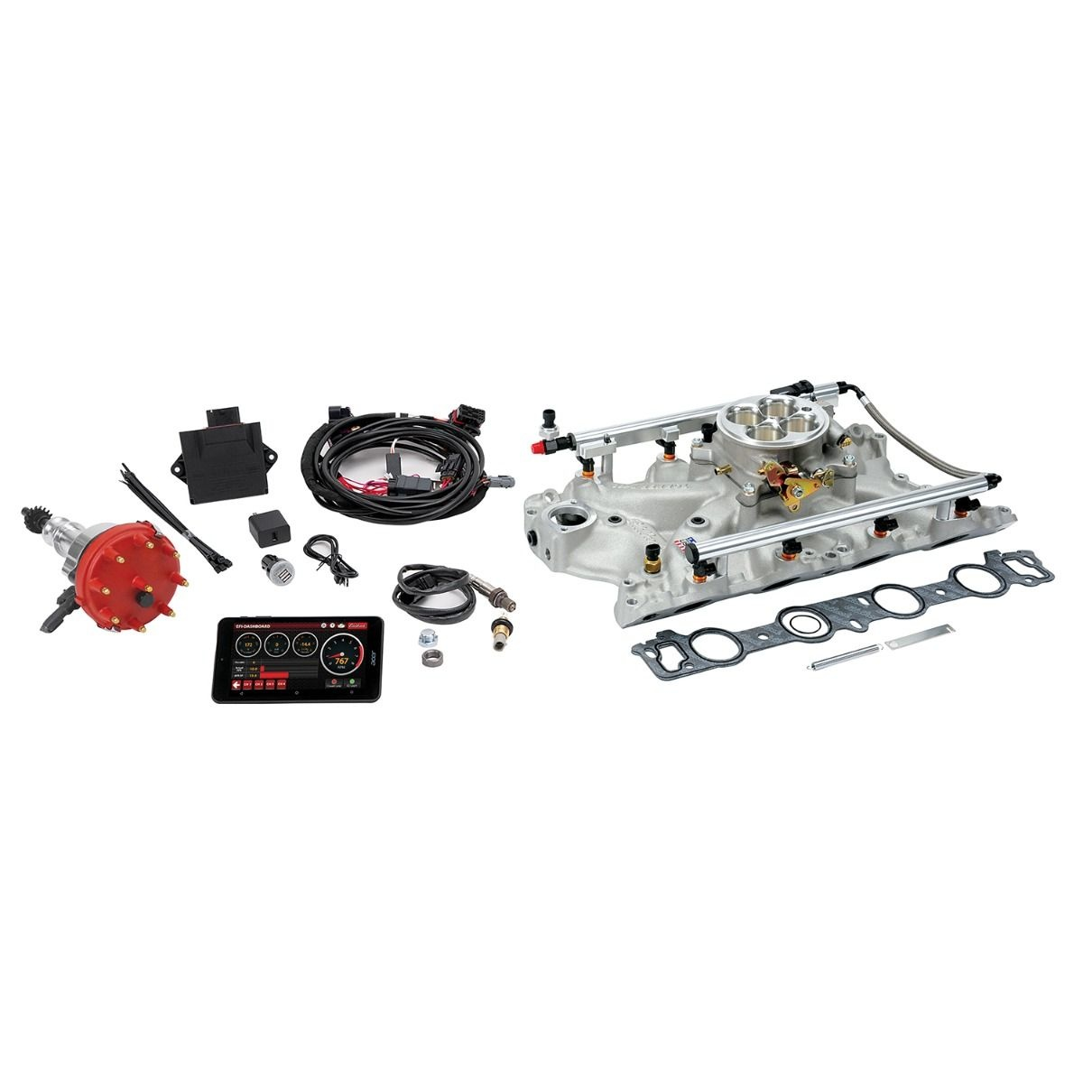 Pro Flo 4 Efi Ford Big Block