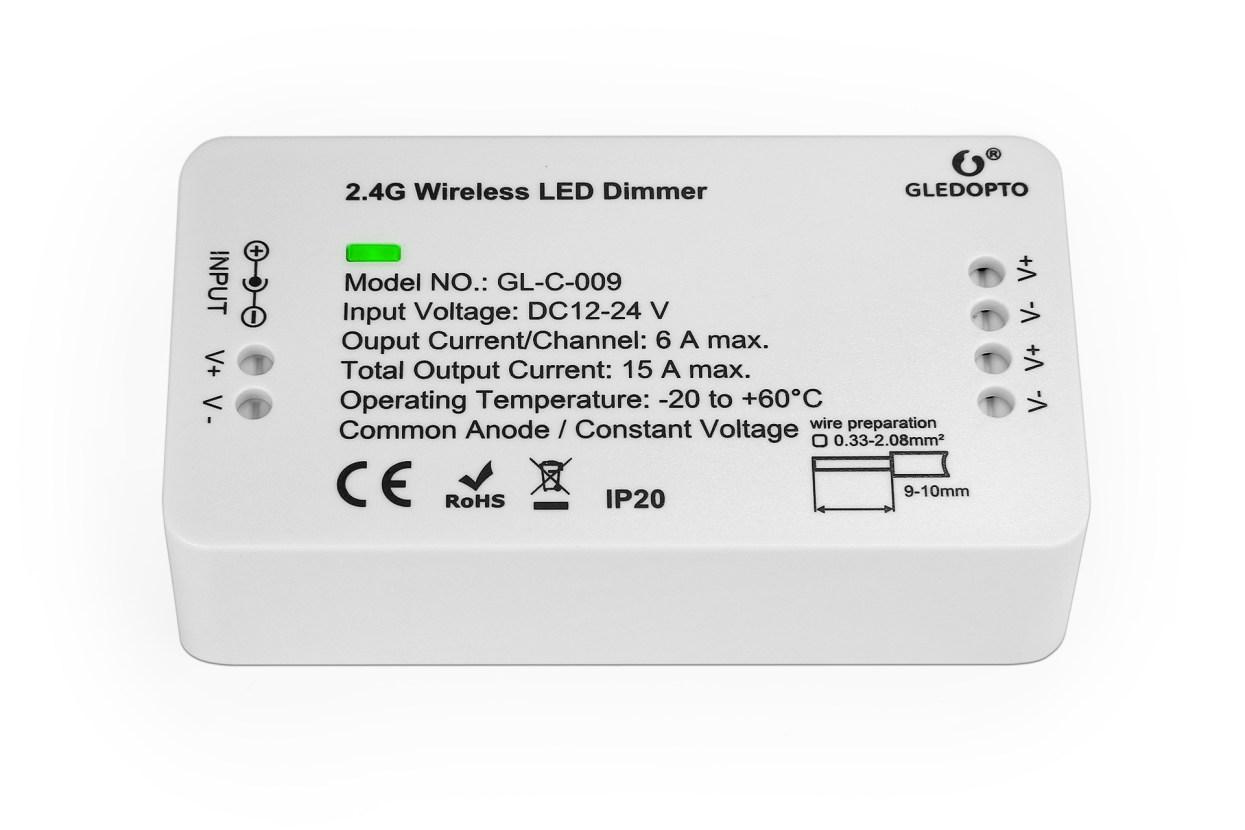 GLEDOPTO ZigBee LED Dimmer Controller (ZLL) GLEDOPTO GL-C-009