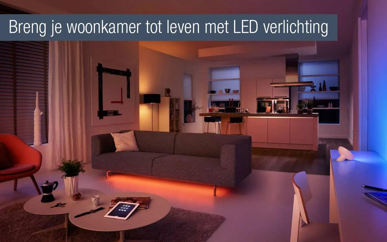 WiFi en Draadloze LEDspots  LEDstrips  LEDlampen Mt APP