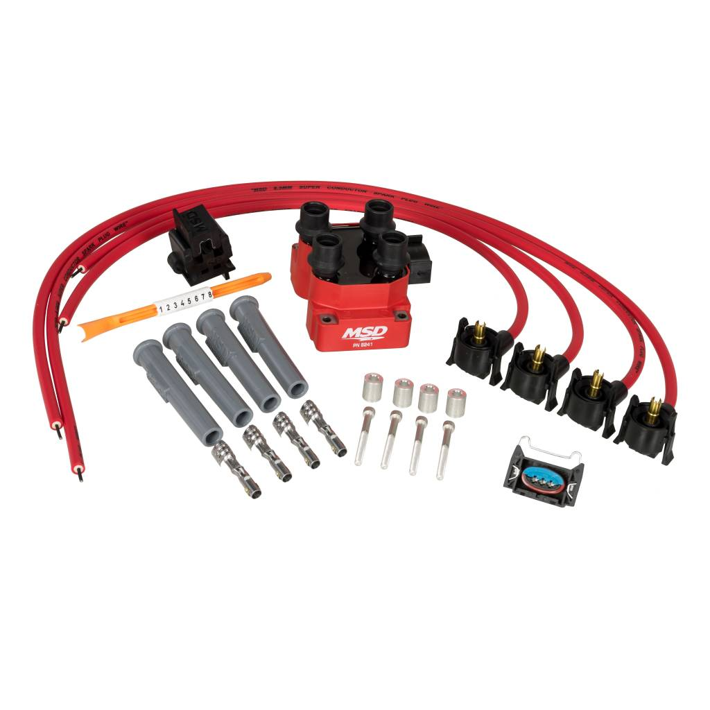 hight resolution of msd ignition ignition upgrade kit peugeot