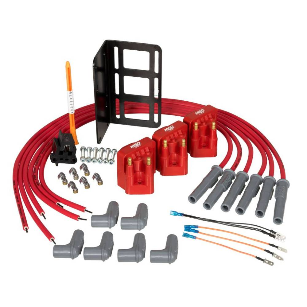 medium resolution of msd ignition msd ignition vw golf vr6 master kit