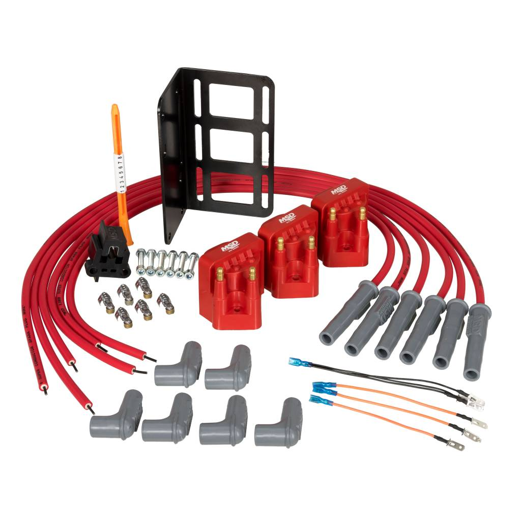 hight resolution of msd ignition msd ignition vw golf vr6 master kit