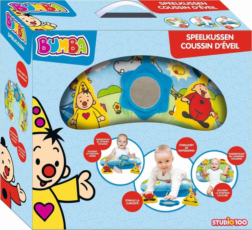 Speelkussen Bumba  Studio 100 Webshop