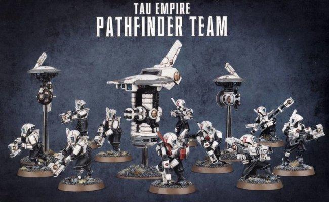 Buy Pathfinder Team Online T Au Empire Games Workshop