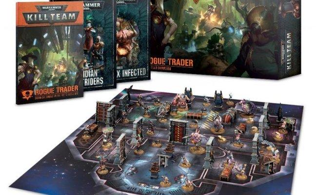 Buy Kill Team Rogue Trader Expansion Online 40k Kill