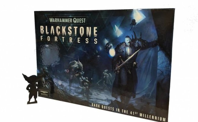 Buy Blackstone Fortress Online Warhammer Quest 40k