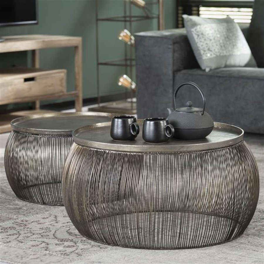 coffee table armstrong set of 2