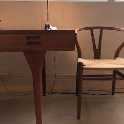 1950s Kitchen Table Lantern Lights Nanna Ditzel设计师的1950年代柚木书桌