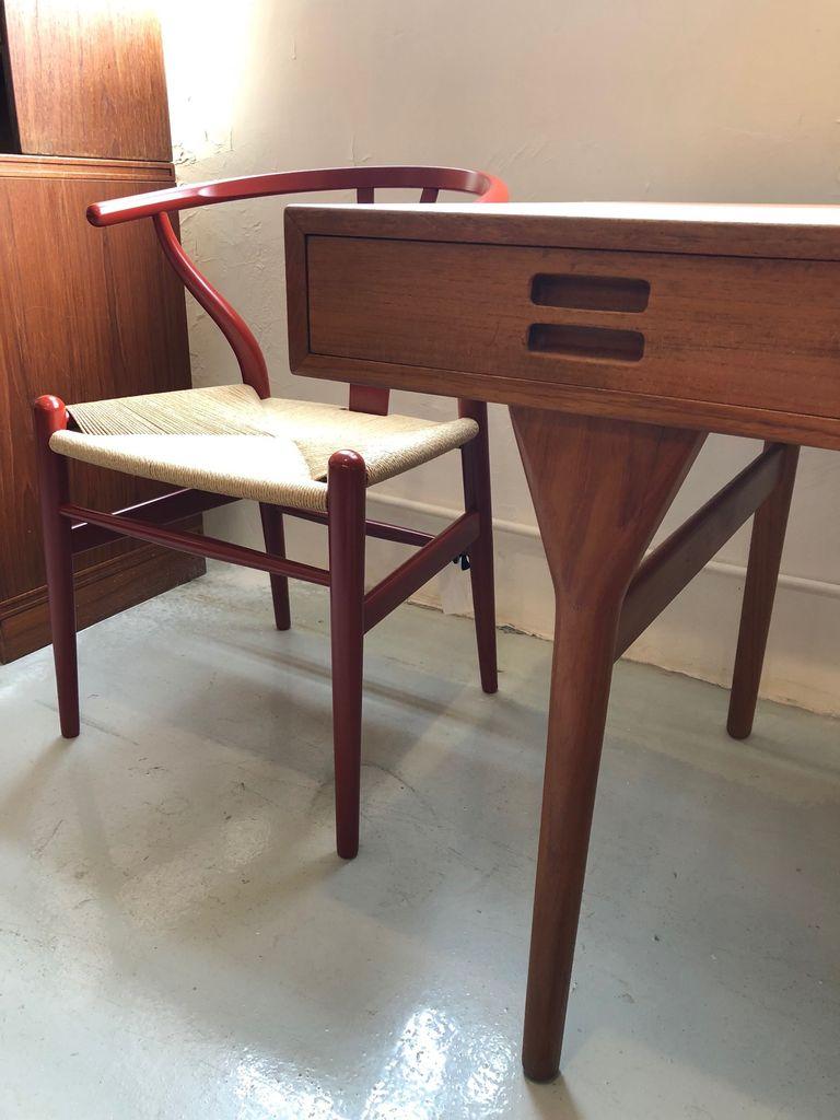 1950s kitchen table bars for sale nanna ditzel设计师的1950年代柚木书桌