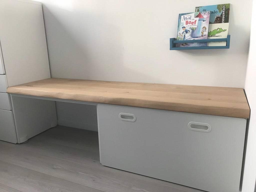 Muur Van Houten Planken.Ikea Planken Muur Woonkamer Planken