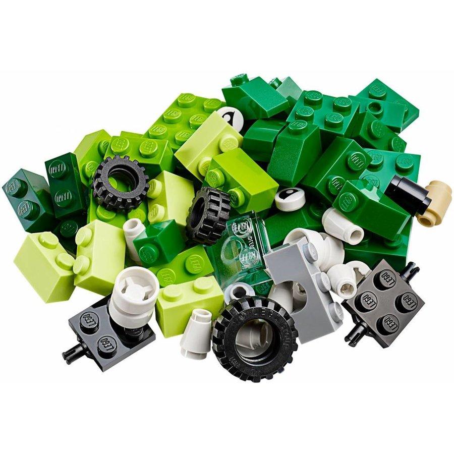 classic lego classic green
